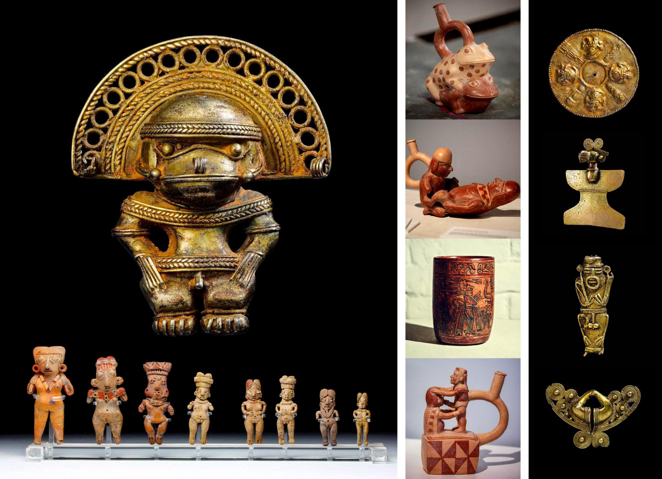 Примеры экспонатов на выставке в The Toy Moscow