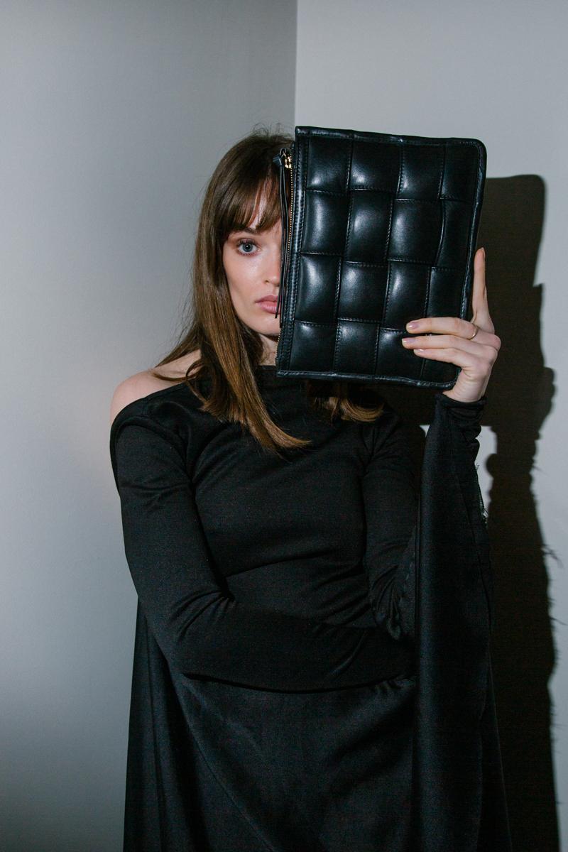 Anaëlle Duguet for Thalie Paris by Jean-Loup Rebours