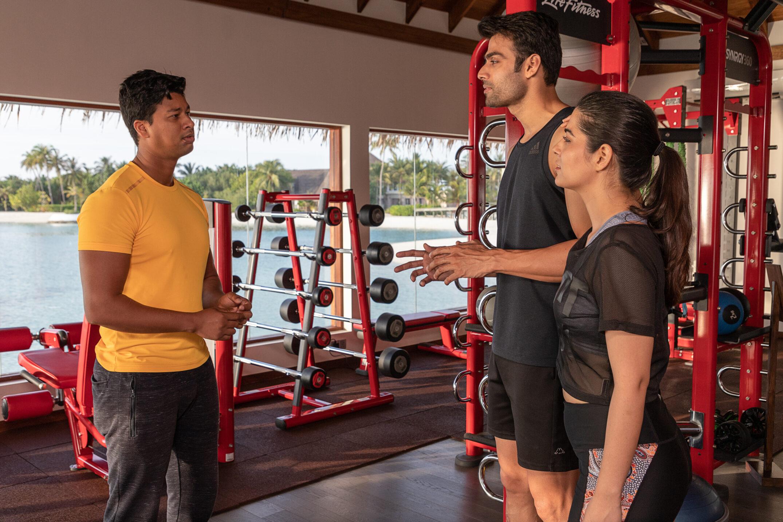 OZEN LIFE MAADHOO - Fitness 1