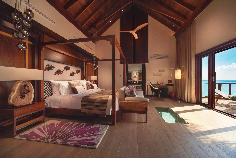 OZEN LIFE MAADHOO - THE OZEN RESIDENCE - Bedroom 1