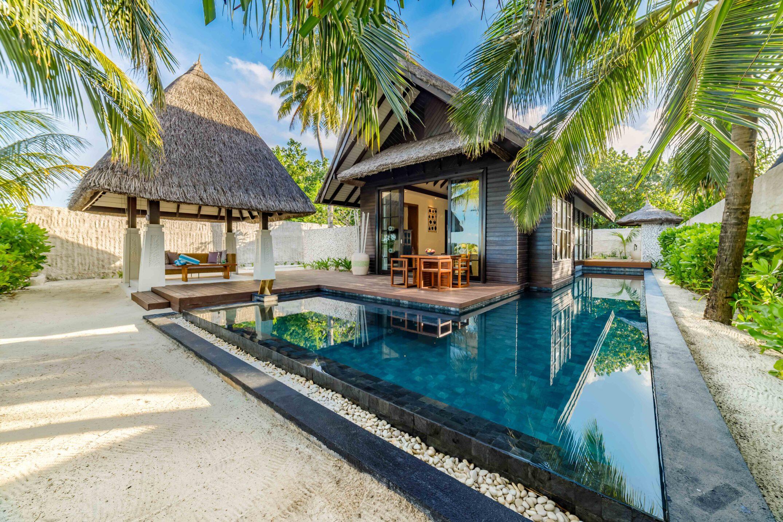 OZEN RESERVE BOLIFUSHI - Earth Pool Villa - Exterior