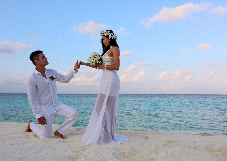 OZEN RESERVE BOLIFUSHI - Wedding 1