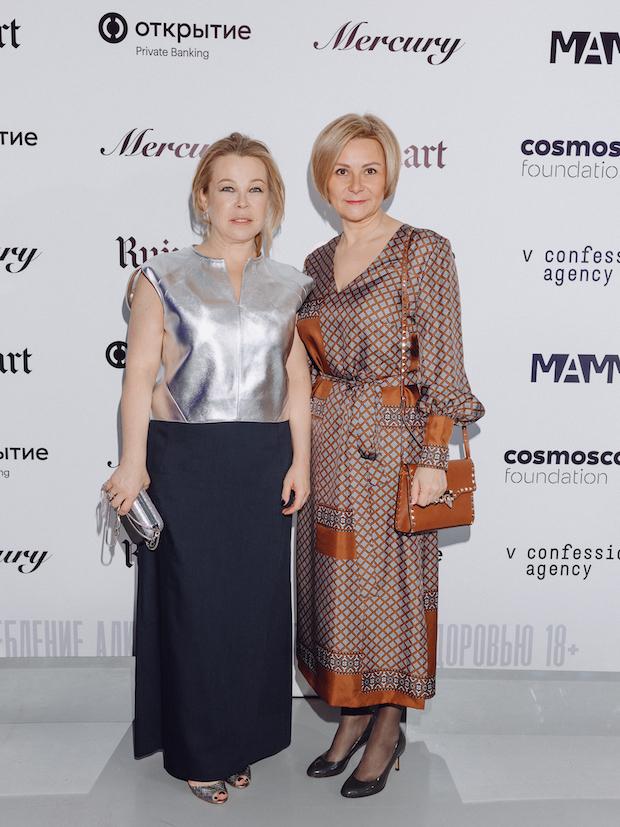 Маргарита Пушкина и Виктория Денисова