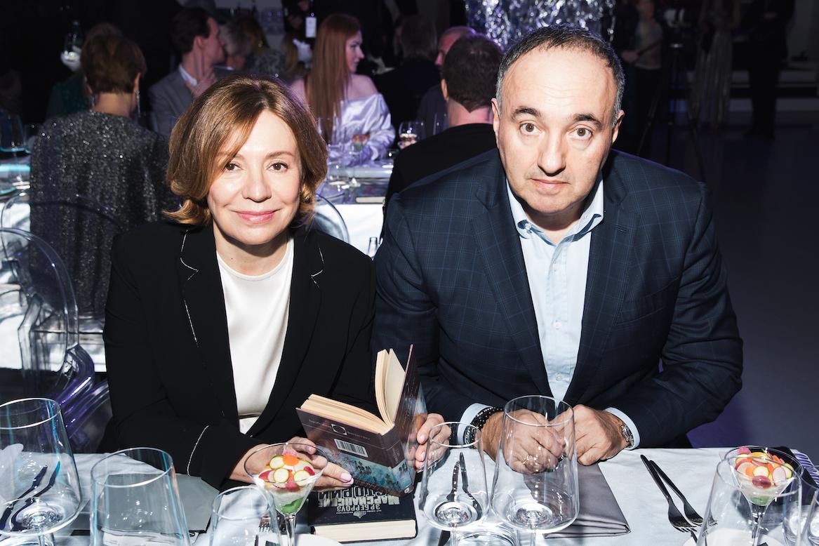 Валерия и Александр Роднянские
