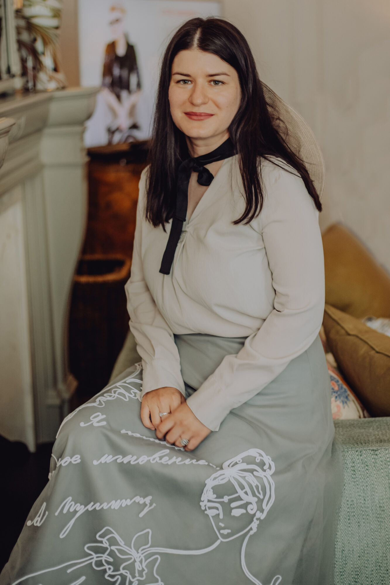 Светлана Лондон на мероприятии Women Who Inspire в Лондоне. Photography: Victoria Maze