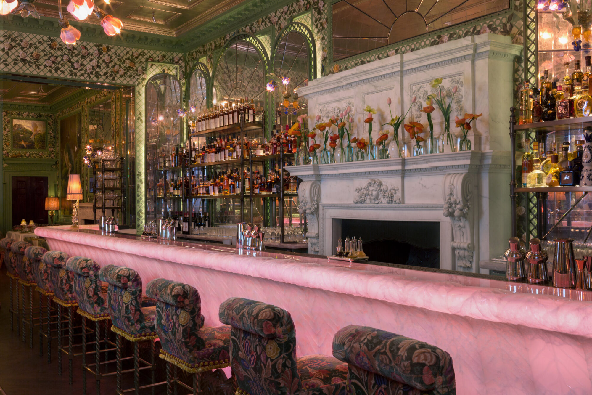 The Garden & Rose Rooms / Annabel's, London