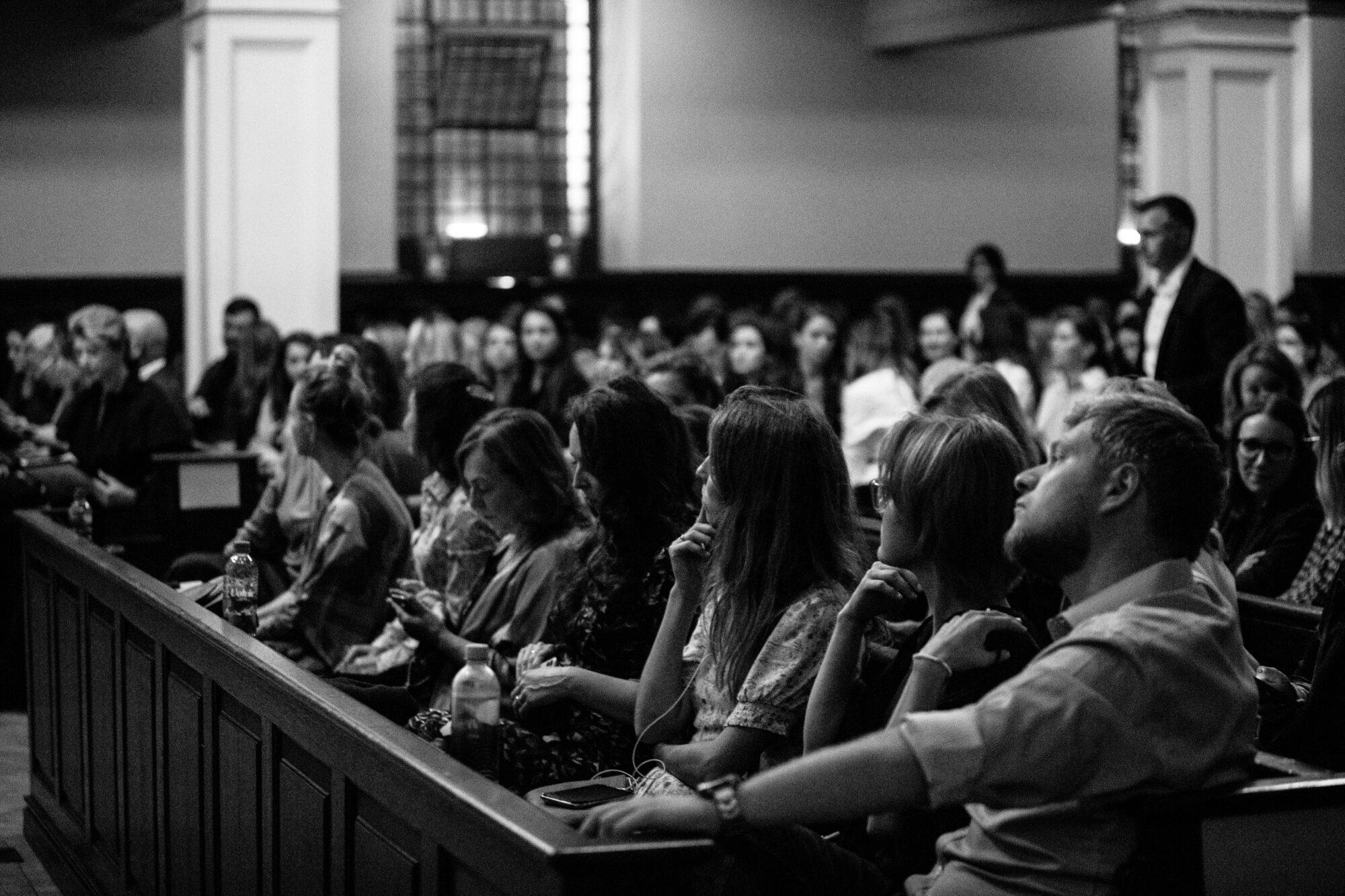 Выступление Веры Полозковой в Лондоне, Photo: Valentina Korabelnikova