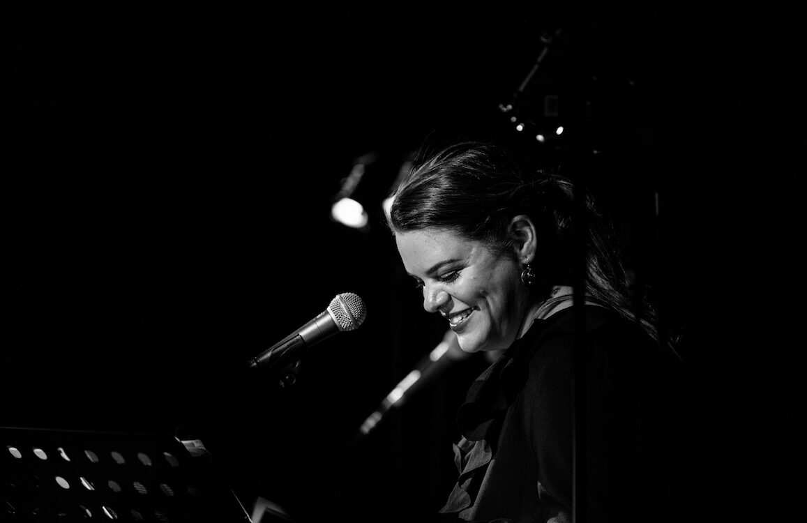 Вера Полозкова в Лондоне, Photo: Valentina Korabelnikova