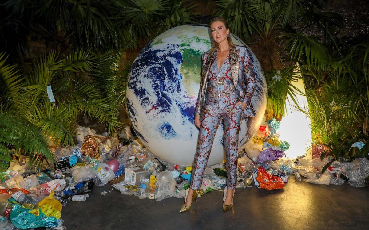 Natalia Kapchuk, The Lost Planet exhibition