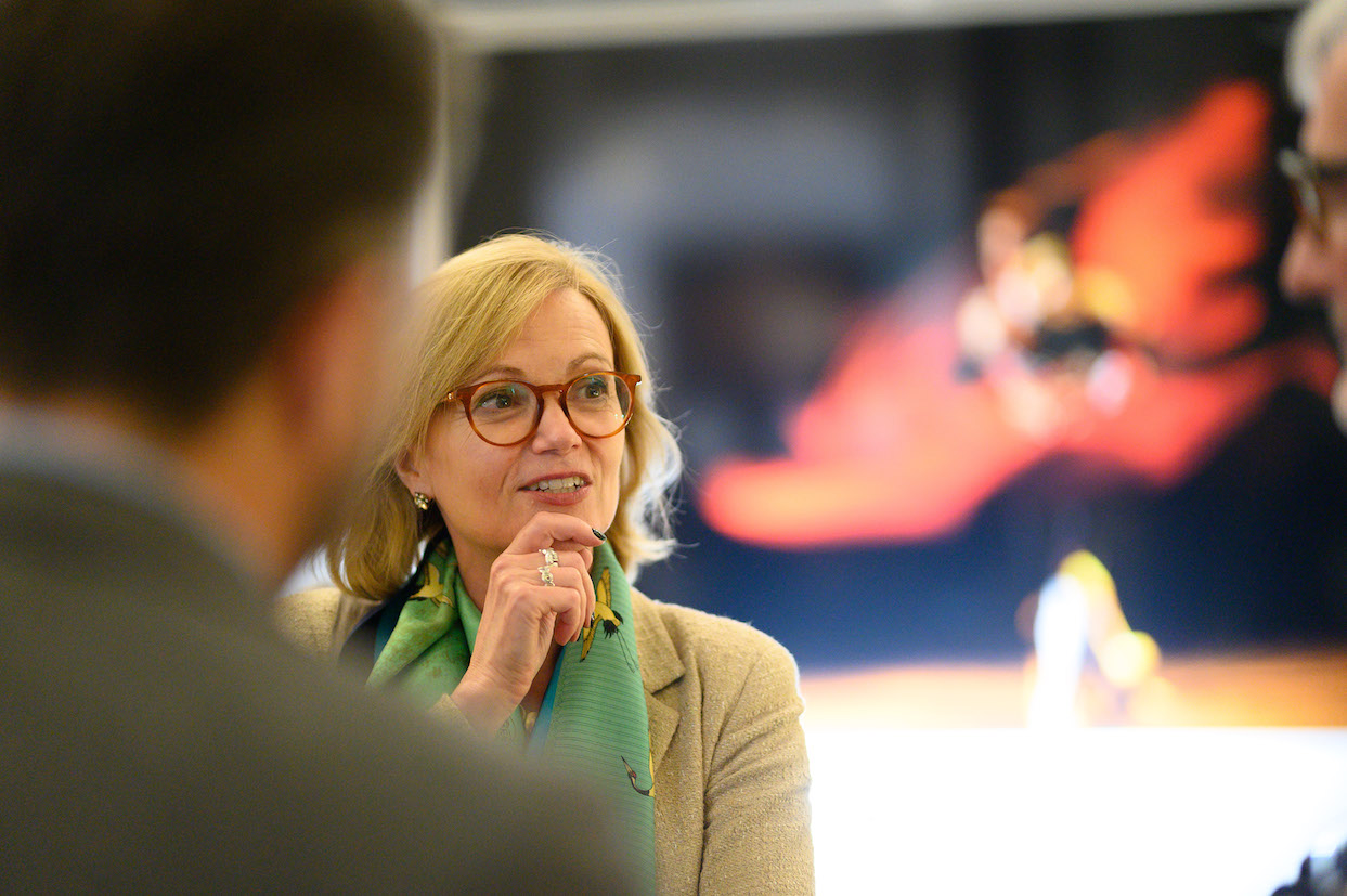 Дебора Джейн Броннерт, посол Великобритании в России