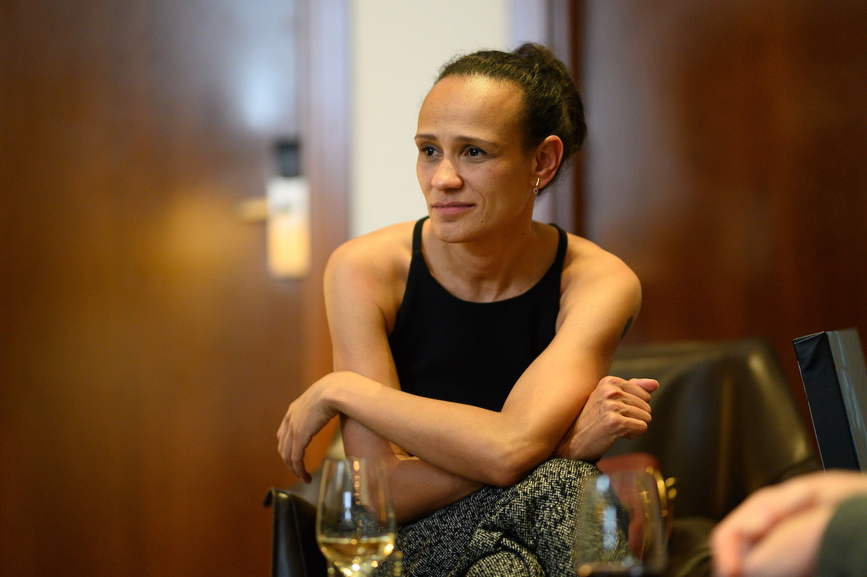 Аннет Киобе (глава Постоянного представительства МВФ в Российской Федерации)