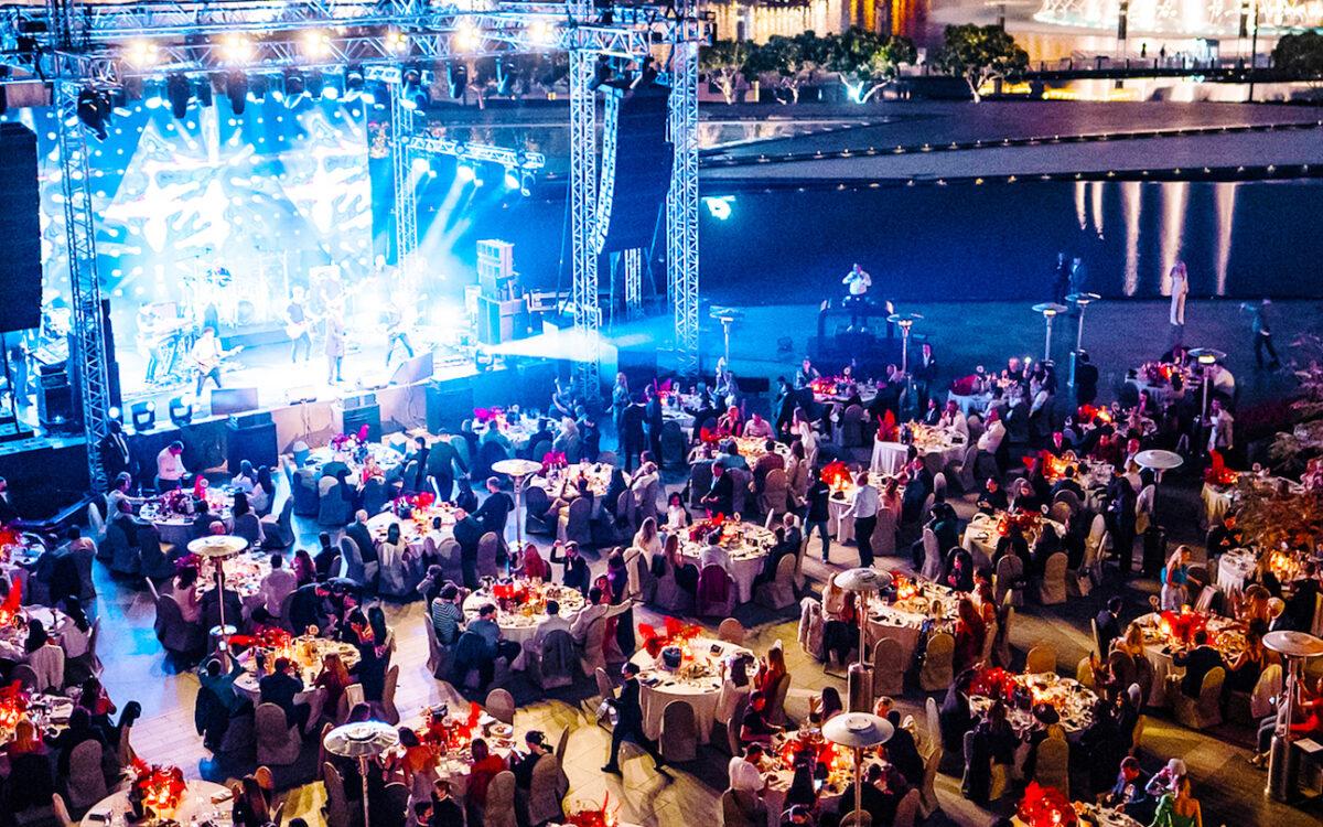 BIG ART FESTIVAL Gala, Dubai