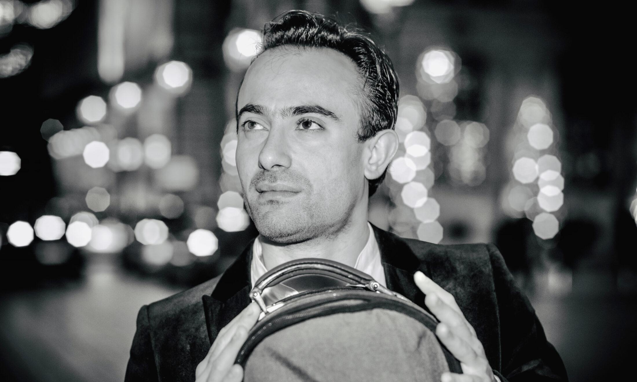 Robert Stepanian / Photo: Laurent Bugnet